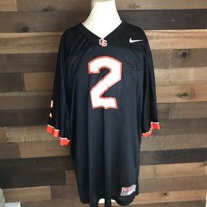 Oregon State beavers Nike football jersey number 2